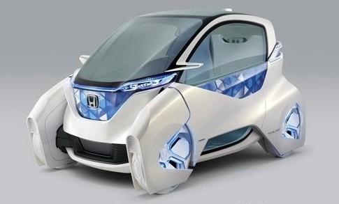 本田新電動概念車量產版預計2013年日本發佈
