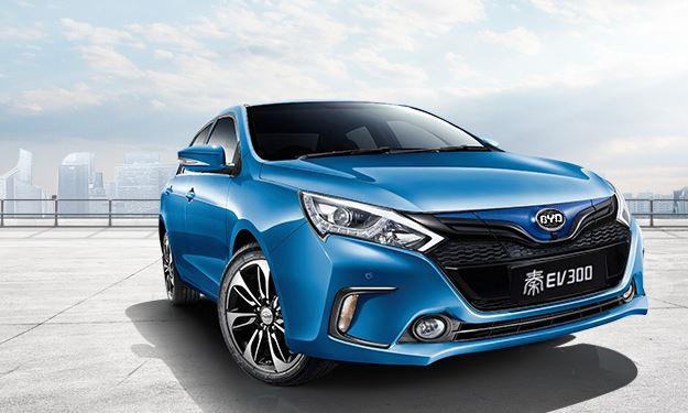 中國新能源汽車補貼影響,比亞迪估Q1淨利將下滑