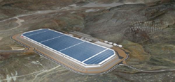 特斯拉鋰電廠 Gigafactory 正式投產