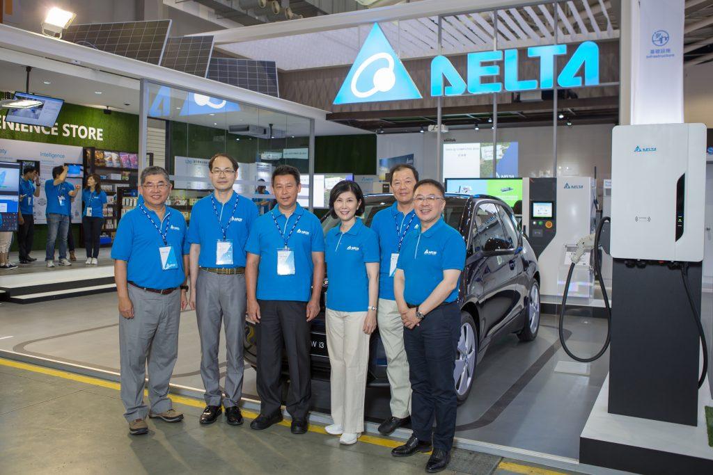 台達加入國際電動車倡議 EV100,推動全球低碳交通