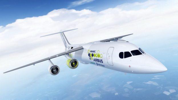 歐洲三航太巨擎 Airbus、Siemens、勞斯萊斯,聯手開發混動飛機