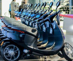2019 年台灣電動機車市佔率將達 10%