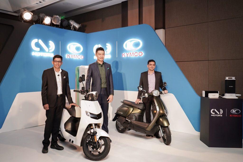 光陽聯手印度電動車新創 22Motors,挺進世界最大機車市場