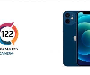 iPhone 12 mini DXOMARK 相機評測成績揭曉:總分 122 與 iPhone 12 同分