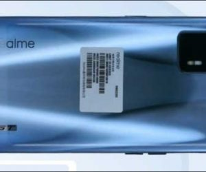 疑似 realme Race S888 旗艦新機外觀曝光!預計 3 月正式發表