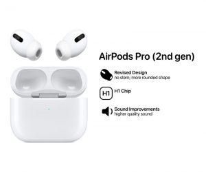 國外大神爆料第二代 AirPods Pro 最新渲染圖,採無柄設計、更好的音質_台中搬家