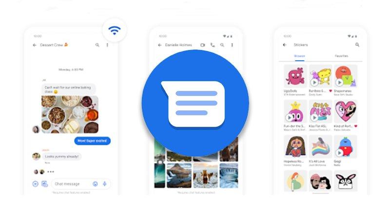 Google 打算阻止在未經認證手機運行「訊息」應用,或從 3 月底開始實施_網頁設計