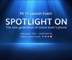 小米11 國際版將於2/8 晚間發表,有望 3 月在台亮相_潭子電動車