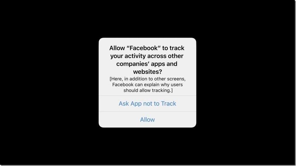 Google有意跟進!蘋果祭出新隱私規範 營收短少的FB計畫提告_台中搬家公司