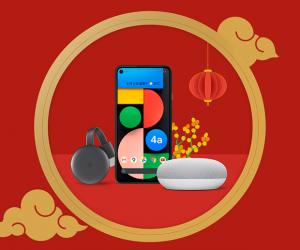 Google Store 推出新年優惠,Pixel 手機、Chromecast、Nest 智慧喇叭直接現折_如何寫文案
