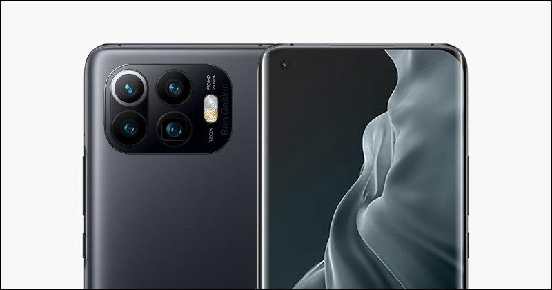 小米11 Pro 最新高清晰概念渲染圖曝光!傳聞搭載 50MP 四鏡頭主相機,支持 120x 混合變焦_網頁設計