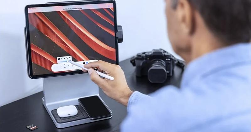 Kensington StudioDock 想角逐蘋果生態系最強 iPad 螢幕立架的地位_網頁設計公司