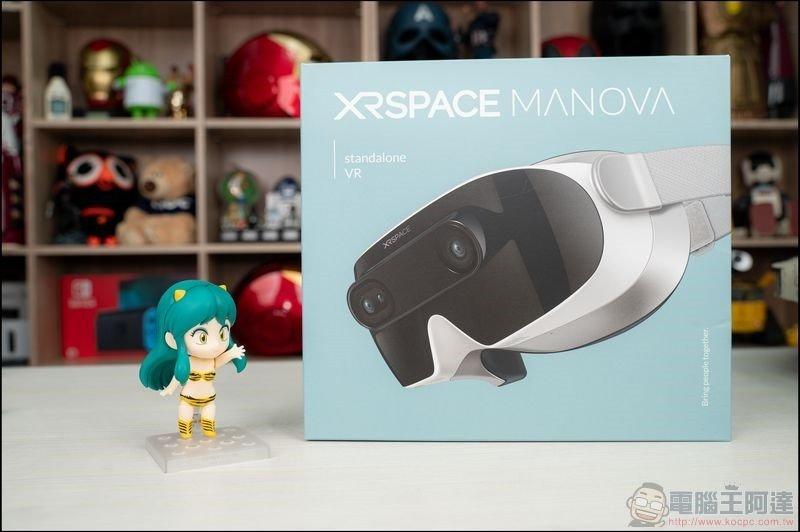 帶你走入虛擬社交新世界:XRSPACE MANOVA 開箱_包裝設計