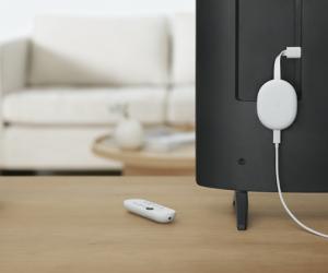 Apple TV 確認降臨 Chromecast with Google TV 電視棒_網頁設計