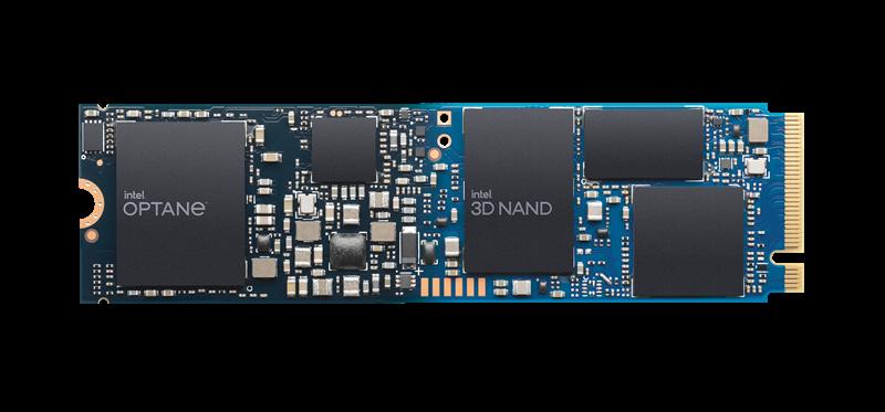Intel 發表新一代 Optane SSD 系列,並同步推出三款採 144 層單元 TLC、QLC 的新款 SSD_貨運