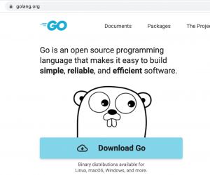 Go語言Hello world(GOPATH和Go Module版)