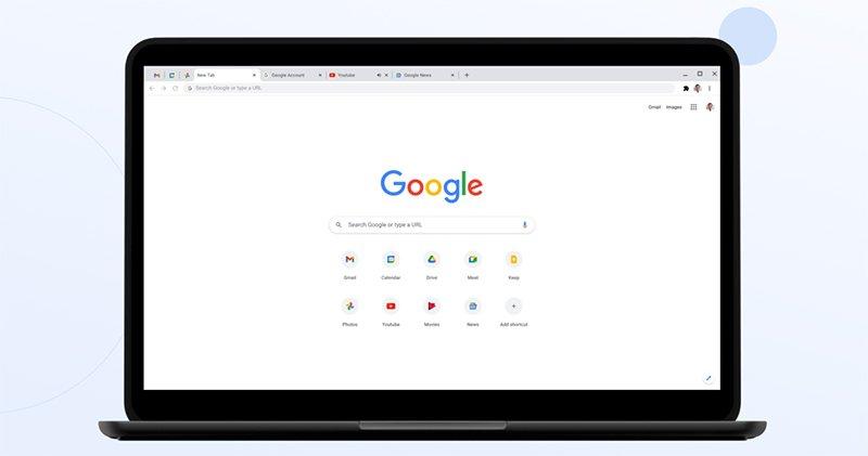 Chrome 開始在共用螢幕畫面時將瀏覽器通知靜音處理,避免個人隱私被看光光_網頁設計公司