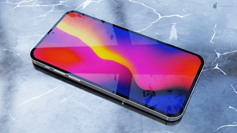 國外設計師分享 iPhone SE 2021 概念圖,無邊框與挖孔螢幕、側邊電源鍵指紋解鎖_網頁設計