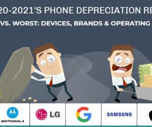2020~2021 手機折舊報告結果顯示,iPhone 比 Android 手機保值非常多_台中搬家公司