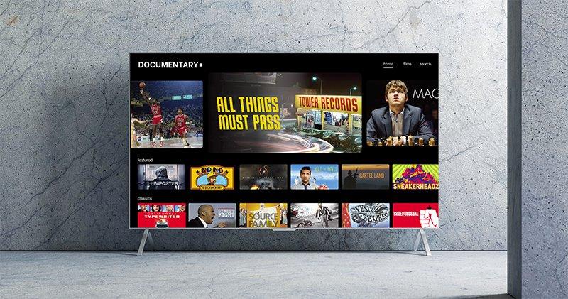 記錄片串流服務 Documentary+ 推出,超過 150 部免費線上觀看_網頁設計公司