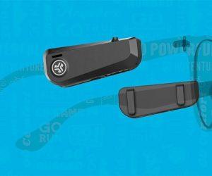 JLab 推出可直接夾在鏡框上的開放式耳機 JBuds Frames,每一副眼鏡都適用_網頁設計公司