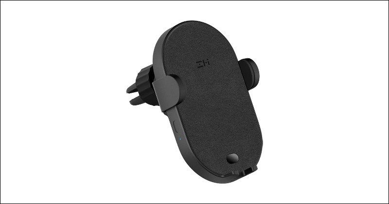 紫米 ZMI 無線充車載支架(自動版)通過 NCC 認證,近期將在台開賣_網頁設計公司