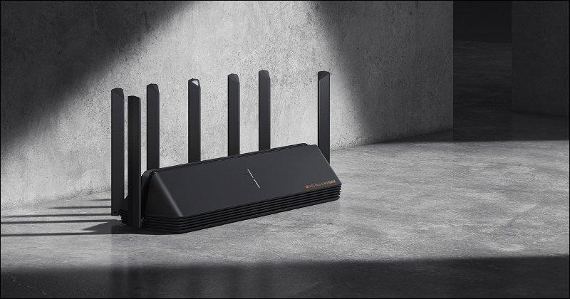 小米路由器AX6000 正式發表:首款 Wi-Fi 6E 標準的小米高階路由器,售價僅約 2,580 元_台北網頁設計