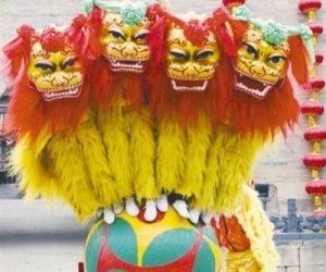 古堡里的中國年_貨運