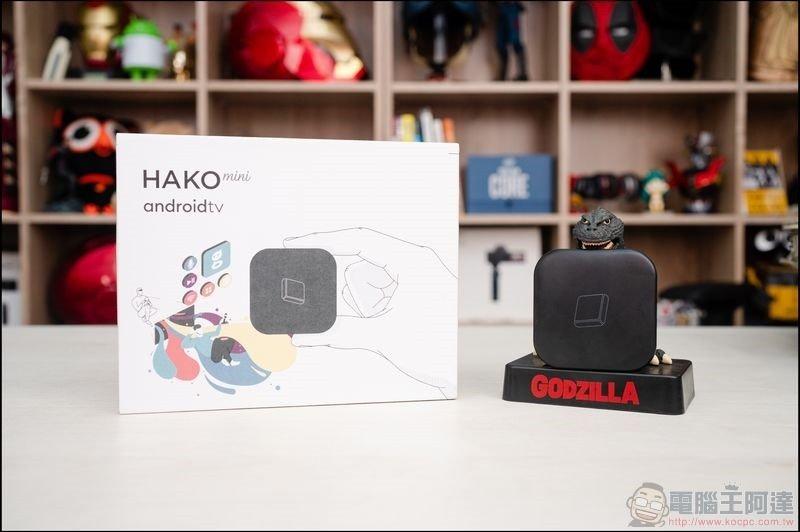 HAKOmini 零負重電視盒:不只是輕巧,更能播放高畫質 4K HDR Netflix影音!_潭子電動車